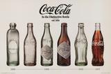 Coca Cola - Evolution Poster