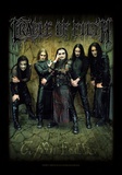 Cradle of Filth - Merged Poster