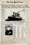 Titanic-New York Times