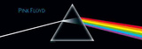 Pink Floyd - Dark Side of the Moon Door Flag Fabric Poster