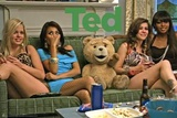 Ted on Couch Movie Poster