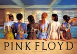 Pink Floyd - Back Catalogue Fabric Poster