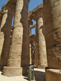 Great Hypostyle Hall, Karnak Temples, Luxor, Egypt
