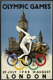 Buy London 1948 Olympics at AllPosters.com
