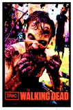 Buy The Walking Dead Zombie TV Blacklight Poster at AllPosters.com