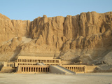 Temple of Hatshepsut (Deir Al-Bahn), West Bank, Luxor, Egypt