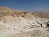 Valley of the Kings, West Bank, Luxor, Egypt