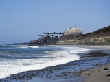 San Onofre Nuclear Generation Station Near San Clemente, California