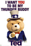 Buy Ted Thunder Buddy from Allposters