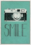 Buy Smile Retro Camera at AllPosters.com
