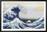The Great Wave at Kanagawa , c.1829