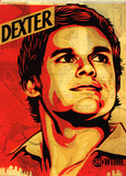 Dexter Power-Saw to the People Giant Poster