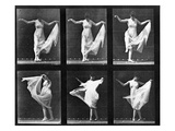 Dancing Woman, Plate 187 from