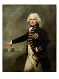 Admiral Lord Bridport (1727-1814) C.1795 (Oil on Canvas) Giclee Print