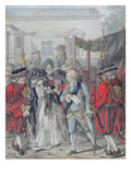 Margaret Nicholson Attempting to Assassinate His Majesty, George III (1738-1820)