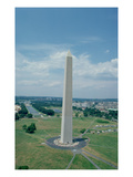 The Washington Monument, Built 1848-85 (Photo)