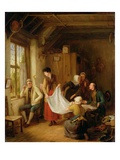 The Pedlar, 1814 (Oil on Panel)