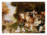The Peaceable Kingdom, 1832-34 (See also 84503)