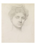 Ethel Pickering (Pencil on Paper)