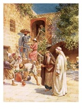 The Marriage in Cana Gicl�e-Druck