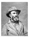 Portrait of General Jubal A. Early (Litho)