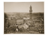 Siena, 1870S (Sepia Photo)