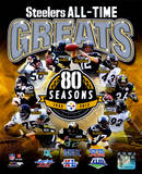 Pittsburgh Steelers All Time Greats Composite