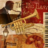 The Big Easy Art Print