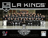 Los Angeles Kings 2012 NHL Stanley Cup Champions Team Photo