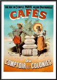 Buy Cafes at AllPosters.com