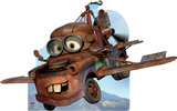 Air Mater - Disney/Pixar Cars Take Flight