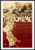 Buy La Boheme, Musica di Puccini at AllPosters.com