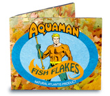 Aquaman Tyvek Mighty Wallet