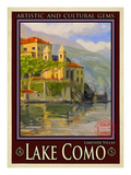 Buy Lake Como Italy 2 at AllPosters.com