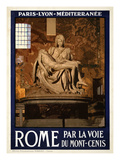 Buy Pieta by Michelangelo, Roma Italy 3 at AllPosters.com