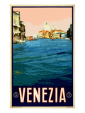 Buy Canal in Venice Italy 2 at AllPosters.com