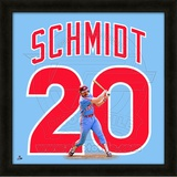 Mike Schmidt, Phillies representation of the player's jersey