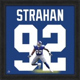 Michael Strahan, Giants representation of the player's jersey