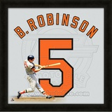 Brooks Robinson, Orioles representation of the player's jersey