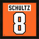 Dave Schultz, Flyers photographic representation of the player's jersey