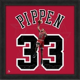 Scottie Pippen, BullsRepresentation of the player's jersey