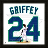 Ken Griffey, Jr., Mariners representation of the player's jersey