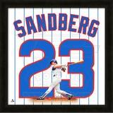Ryne Sandberg, Cubs representation of the player's jersey