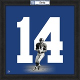 Y.A. Tittle, Giants representation of the player's jersey