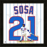 Sammy Sosa, Cubs representation of the player's jersey