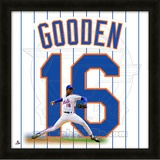 Doc Gooden, Mets representation of the player's jersey
