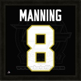 Archie Manning, Saints representation of the player's jersey