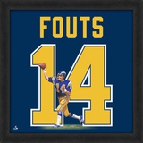 Dan Fouts, Chargers representation of the player's jersey