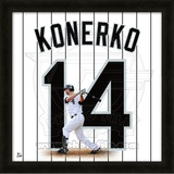 Paul Konerko, White Soxrepresentation of the player's jersey