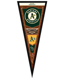 Oakland Athletics Pennant
